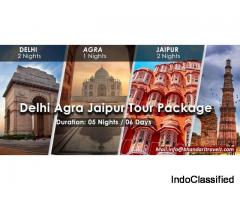 Golden Triangle Tour Package with Bhandari Travelz Pvt. Ltd