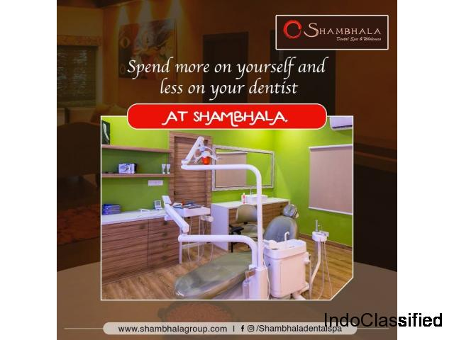 Best Root canal treatment in Hyderabad visit Shambhala Dental Clinic