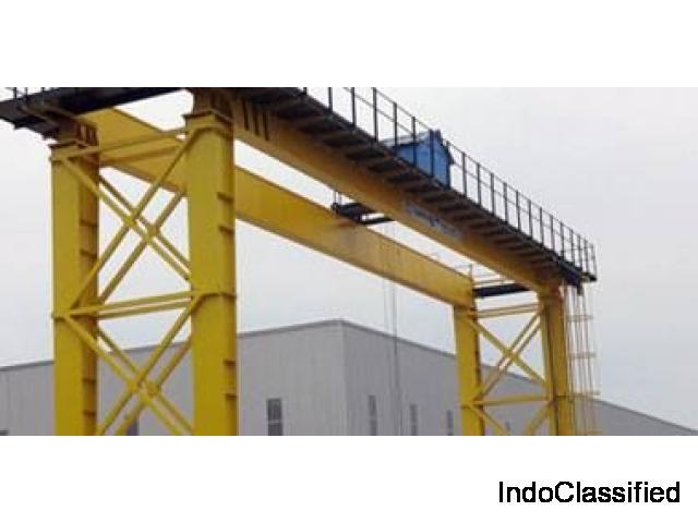Cranes Manufacturer & Exporter in India – Sparkline Equipments