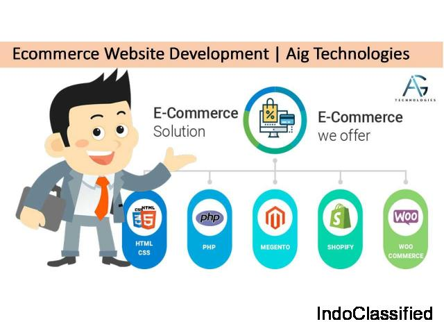 Best Website Development Company In Noida & Delhi Ncr | Aig Technologies