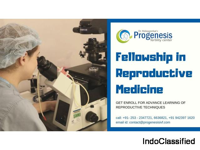 Fellowship in Reproductive Medicine