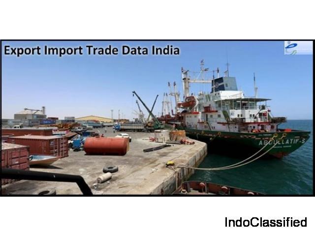 Export Import Trade Data India