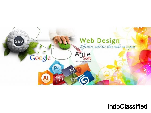 Best Website Development Company in Varanasi - Agilesoft