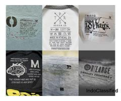 T Shirt Labels Manufacturer in Delhi