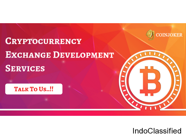 Build your own Cryptocurrency Exchange Script | Coinjoker
