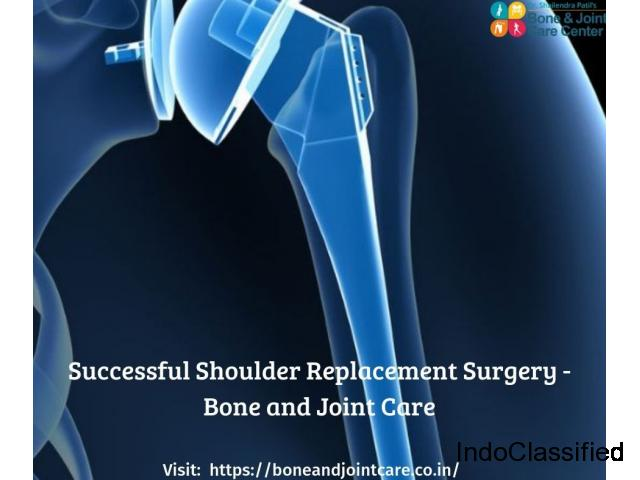 Ranking and Ratings Dr. Shailendra Patil Vashi - Specialist Hip Replacement Surgeon