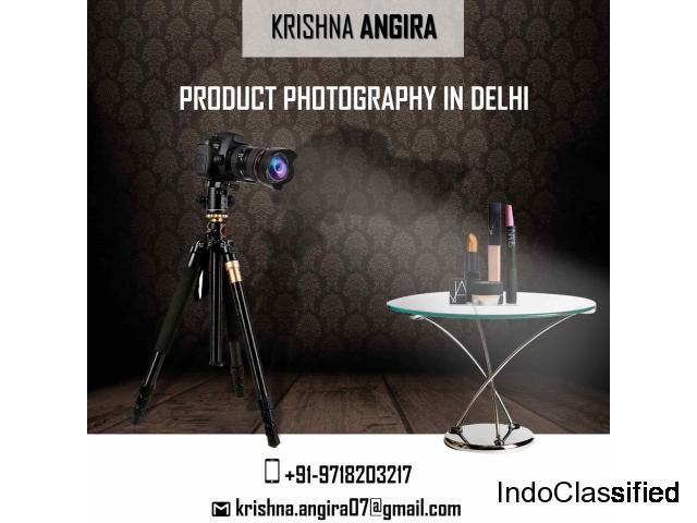 Product Photographer in Delhi