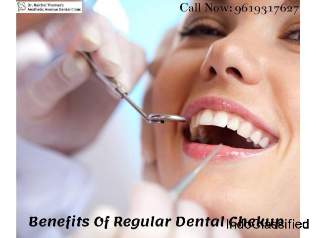 Best Dentist in Nerul - Benefits of Oral Health - Dr. Raichel Thomas