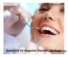 Best Dentist in Nerul - Benefits of Oral Health - Dr. Raichel Thomas