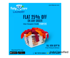 Online Express Laundry Service in Kolkata