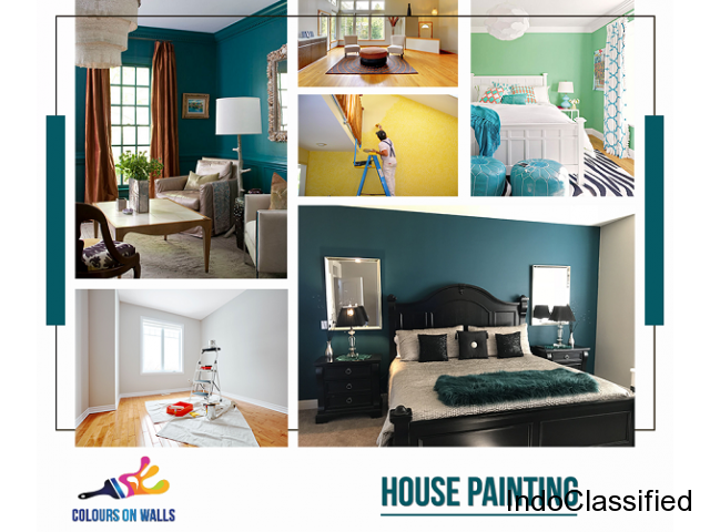 Painting Services In Chennai And Bengaluru