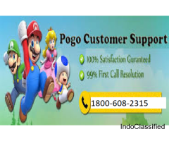 POGO GAME CUSTOMER SUPPORT NUMBER