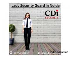 Security Lady Guard in Noida
