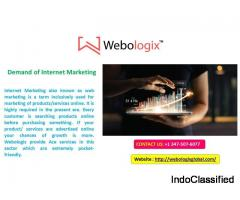 Demand of Internet Marketing