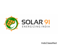 Solar 91 | Solar Energy Solution in Jaipur