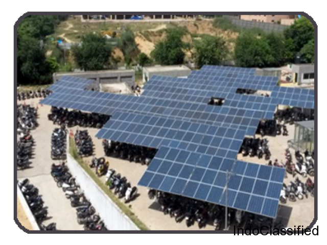 solar panel installer in Delhi