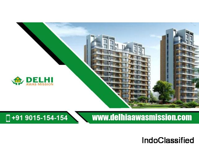 Get 1BHK apartments at Delhi Awas Mission