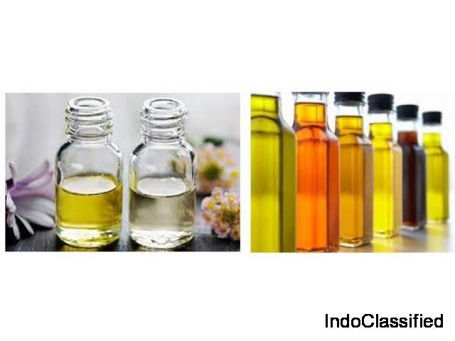 Essential Oils Export Data India