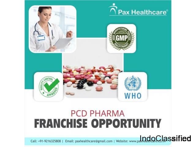 PCD Pharma Franchise Company - Pax Healthcare
