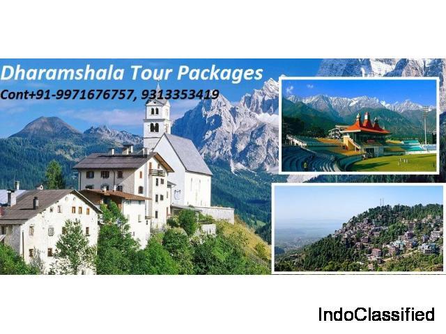 Visit Dharamshala Tour Package with Bhandari Travelz Pvt. Ltd