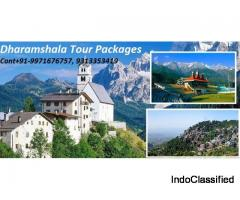 Visit Dharamshala Tour Package with Bhandari Travelz Pvt. Ltd