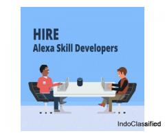 Hire Alexa developers to voice your business & take it to new heights