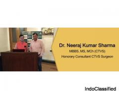 Dr. Neeraj Kumar Sharma - Cardiac Surgeon in Jaipur
