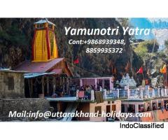 Divine Yamunotri Yatra Package with Uttarakhand Holidays Pvt. Ltd.