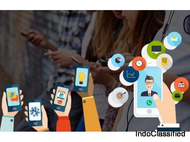 Top Mobile App Marketing Company in India
