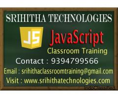 JavaScript Training In Hyderabad