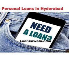 Instant Personal loans in hyderabad, & Quick business loans - Loankawala.com
