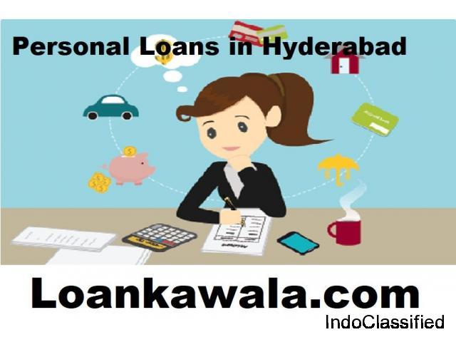 Instant Personal loans in hyderabad, & Quick business loans - Loankawala.com