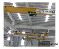 Cranes Manufacturers India– Sparkline Equipments