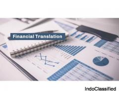 Financial translation services - Shakti Enterprise