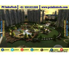 3bhk and 4bhk luxury flats in jlpl falcon view Mohali 95O1O318OO