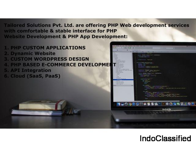 BEST PHP WEB DEVELOPMENT SERVICES IN Ahmedabad, India, USA
