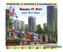 Fully Paid Plot IT-City Mohali, GMADA Land Pooling plots 95O1O318OO