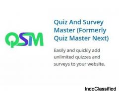 Use Quiz and Survey Master To Boost User Engagement
