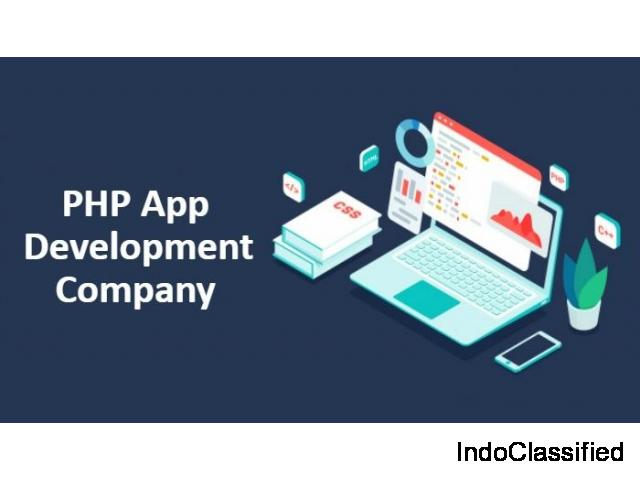 PHP Development Company in USA | PHP Application Service