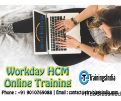Workday Online Training with Workday HCM Functional& Integration Curriculum