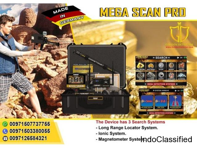 Mega Scan Pro Best Gold Detector