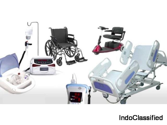 Oxygen & Medical Equipments Sale/Rent services guragon