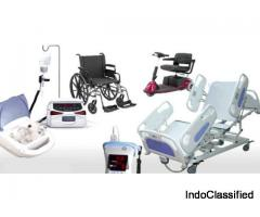 Oxygen & Medical Equipments Sale/Rent services guragon
