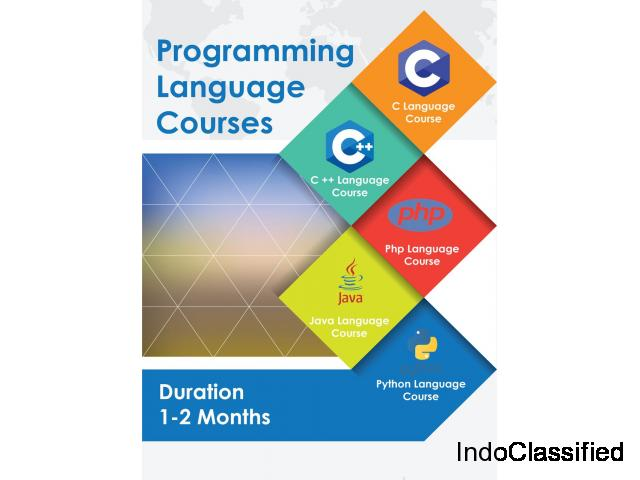 Programming Languages Course In Jaipur | Programming Languages Institute In Jaipur