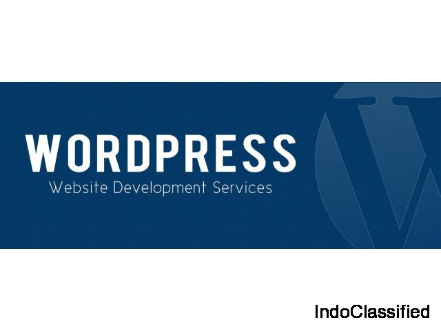 WordPress Website Development Company in Delhi