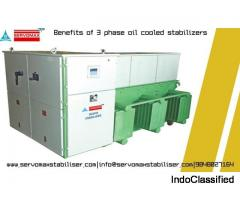 servo stabilizer in hyderabad