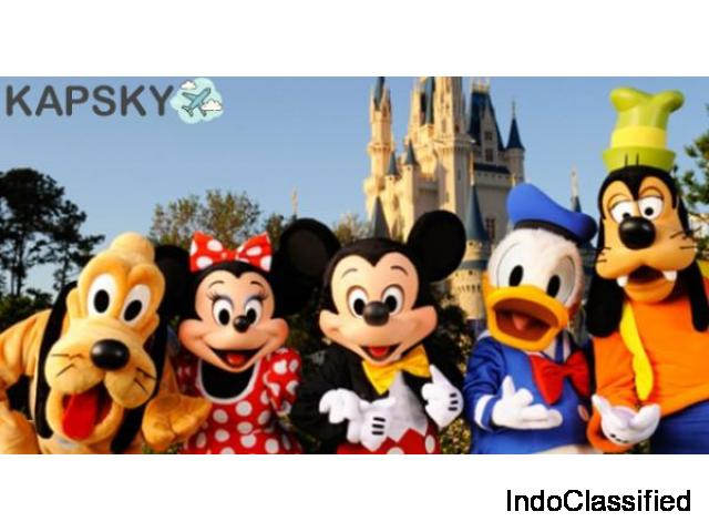 Save Up to 70% Of On Disney World Tickets.