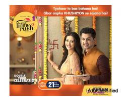 PARAM HOMES is back with grand Offers at your doorsteps with  !!  FESTIVE HOME RUSH 2 !!