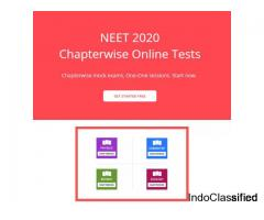 NEET 2020 Chapterwise Online Tests
