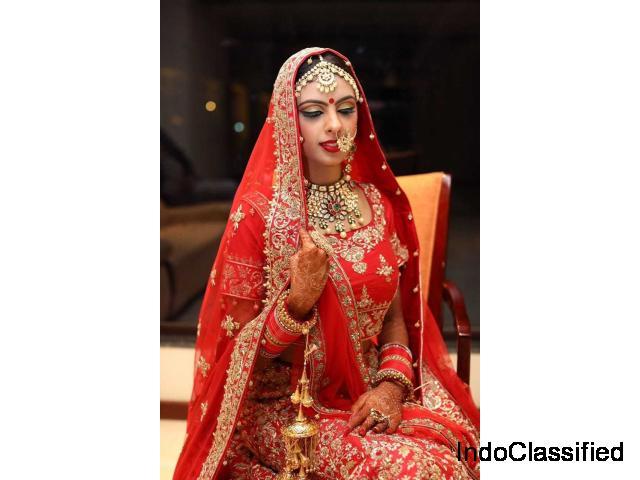 Professional Bridal Makeup Artist in Jaipur